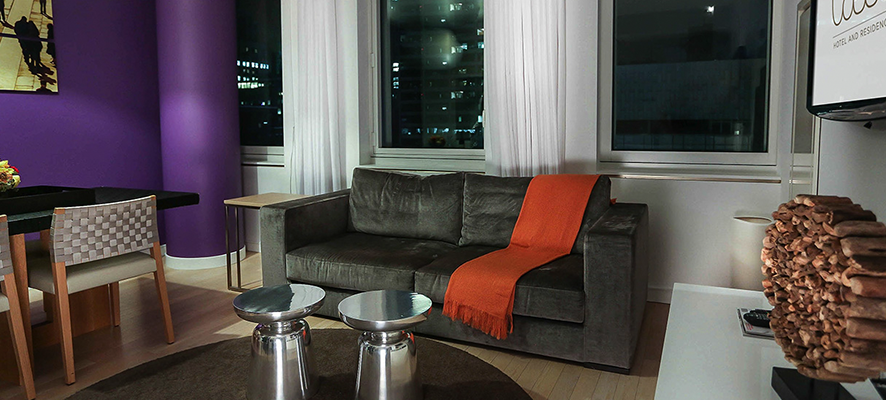 Cassa Times Square Residence 5