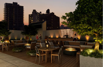 Image of Rooftop Dining